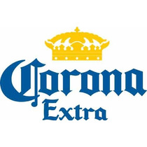 Carteles Antiguos Chapa Gruesa 20x30cm Cerveza Corona Dr-147