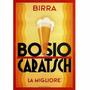 Carteles Antiguos Chapa Gruesa 20x30cm Cerveza Beer Dr-107
