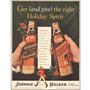 Carteles Antiguos En Chapa Gruesa 20x30cm Whisky Dr-084
