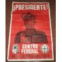 Antiguo Afiche Peron Presidente Elecciones 1973