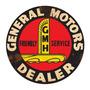 Carteles Antiguos De Chapa Gruesa 40cm General Motors Pe-090