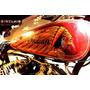 Carteles Antiguos Chapa Gruesa 60x40cm Moto Indian Mot-072