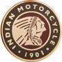 Carteles Antiguos Chapa Gruesa 50cm Moto Café Racer Mot-070