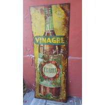 Antiguo Cartel - No Es Replica Hogar Cocina Vintage