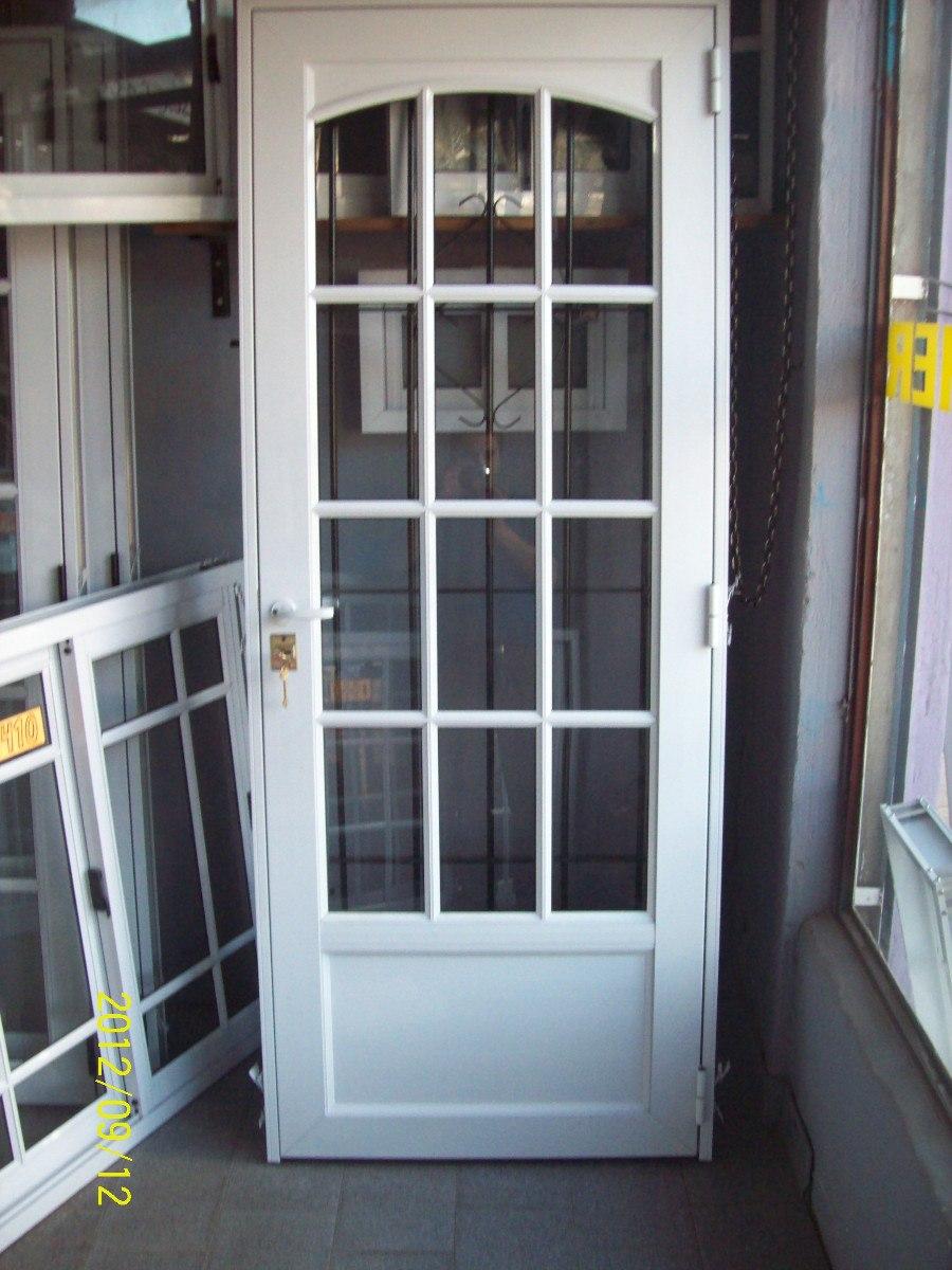 Puertas de aluminio y vidrio imagui for Puertas interiores de aluminio y cristal