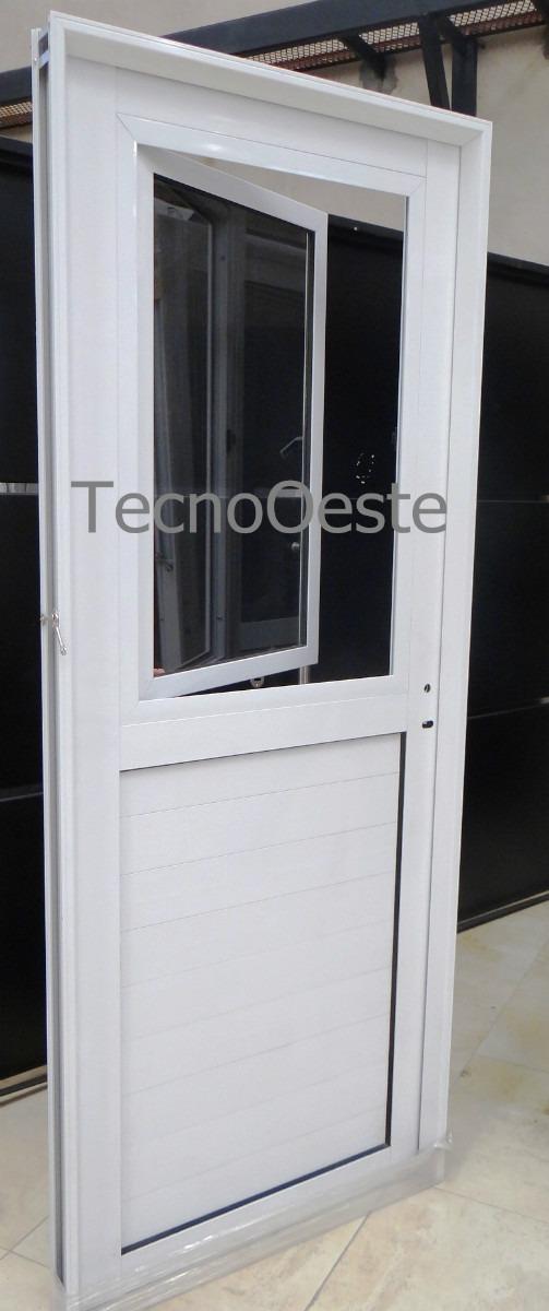 Puerta aluminio interior best puerta de entrada con panel - Modelos de puertas de aluminio para exterior ...
