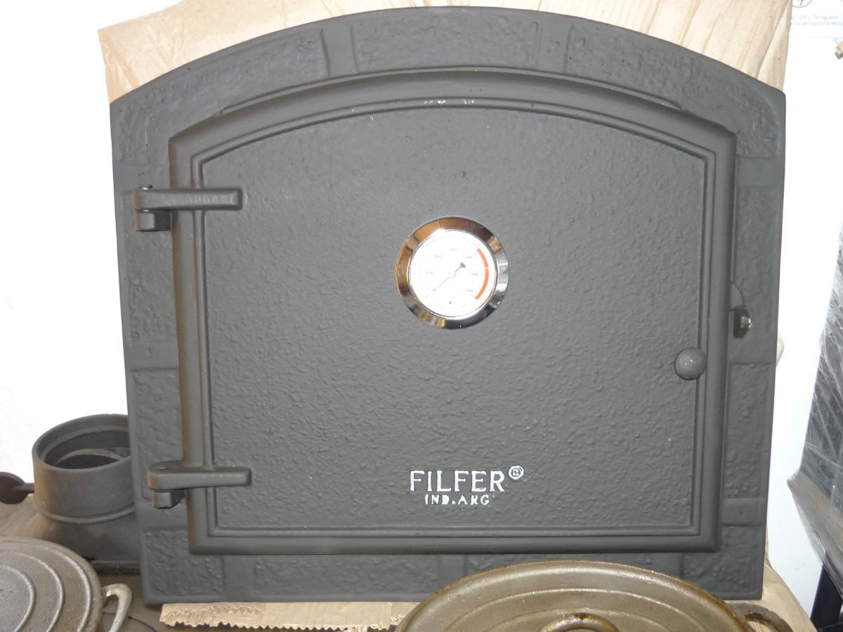 casas cocinas mueble puertas para hornos de lena