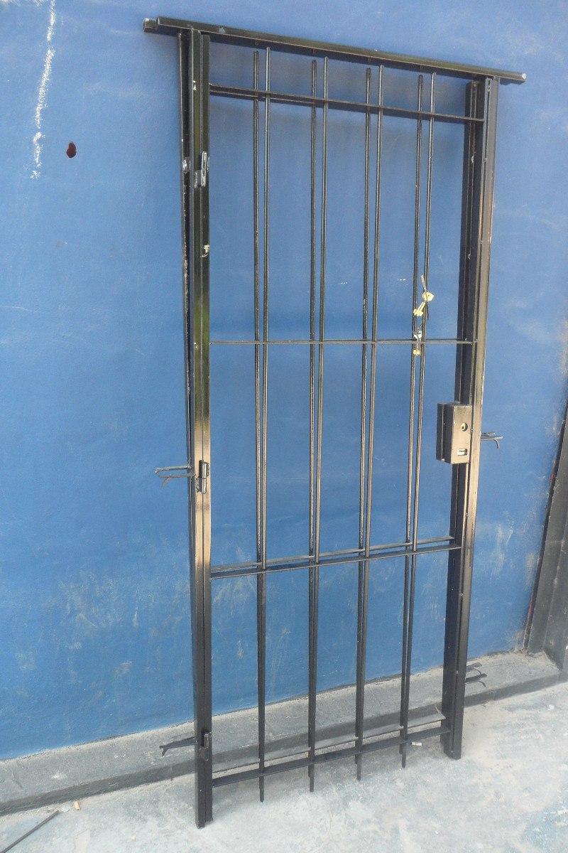 Puertas de hierro para jardin montacargas trendy beautiful puerta ejemplo with puertas de - Puertas de reja ...