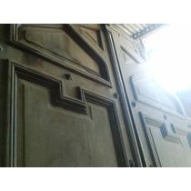 Puerta Antigua De Cedro, Puertas Unicas, Puertas Antiguas,