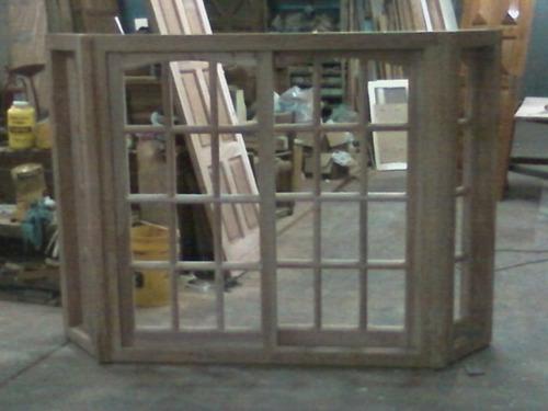 ventanas madera aberturas ventanas de madera en pisos