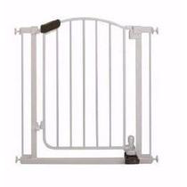 Puerta De Seguridad Metalica Extensible P/ Bebe Summer Graco