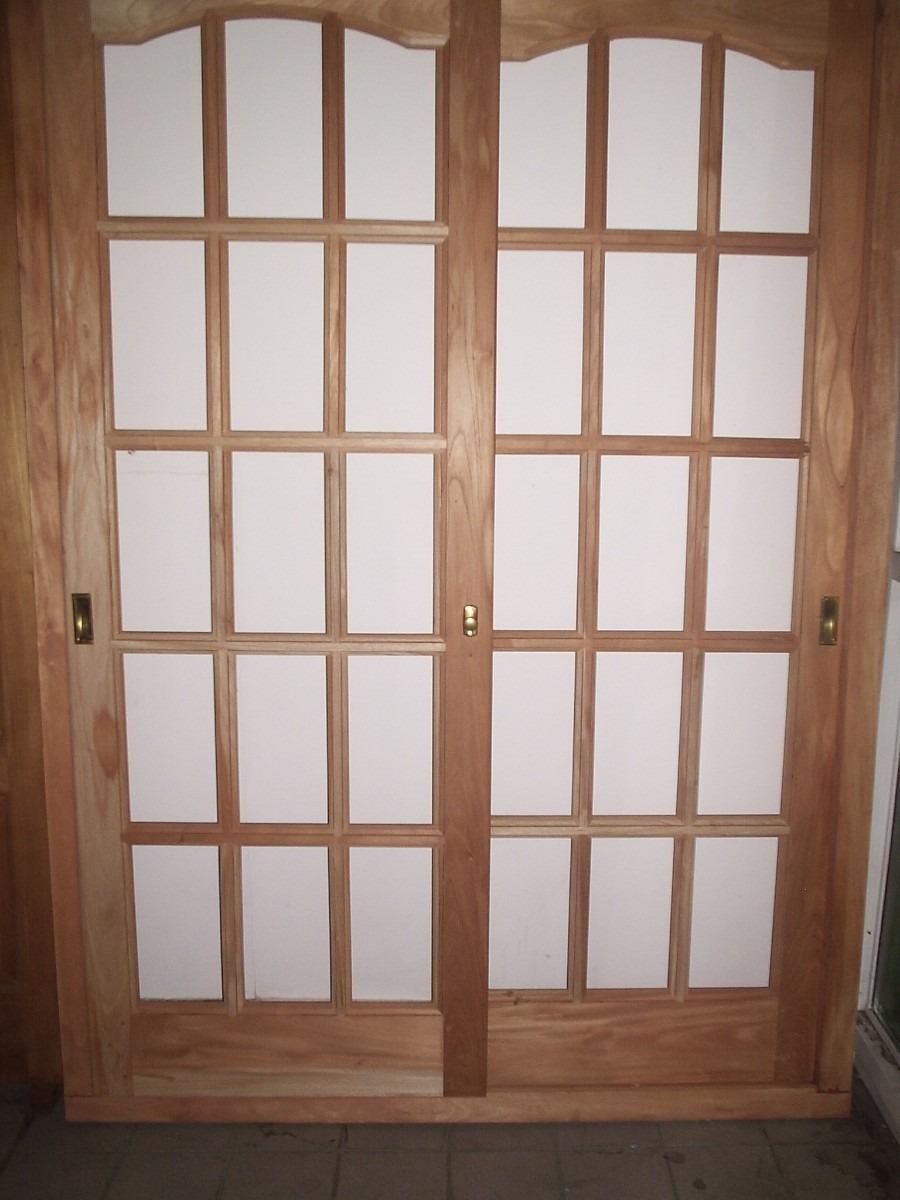 Im genes de puertas y ventanas imagui for Como hacer puertas corredizas de madera para cocina