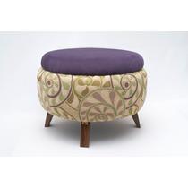 Puff Sillon Banqueta Sustentable - Diseño Y Confort - Roda
