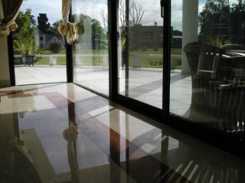 Asa pulido de pisos de granito en la for Pulido de pisos de granito