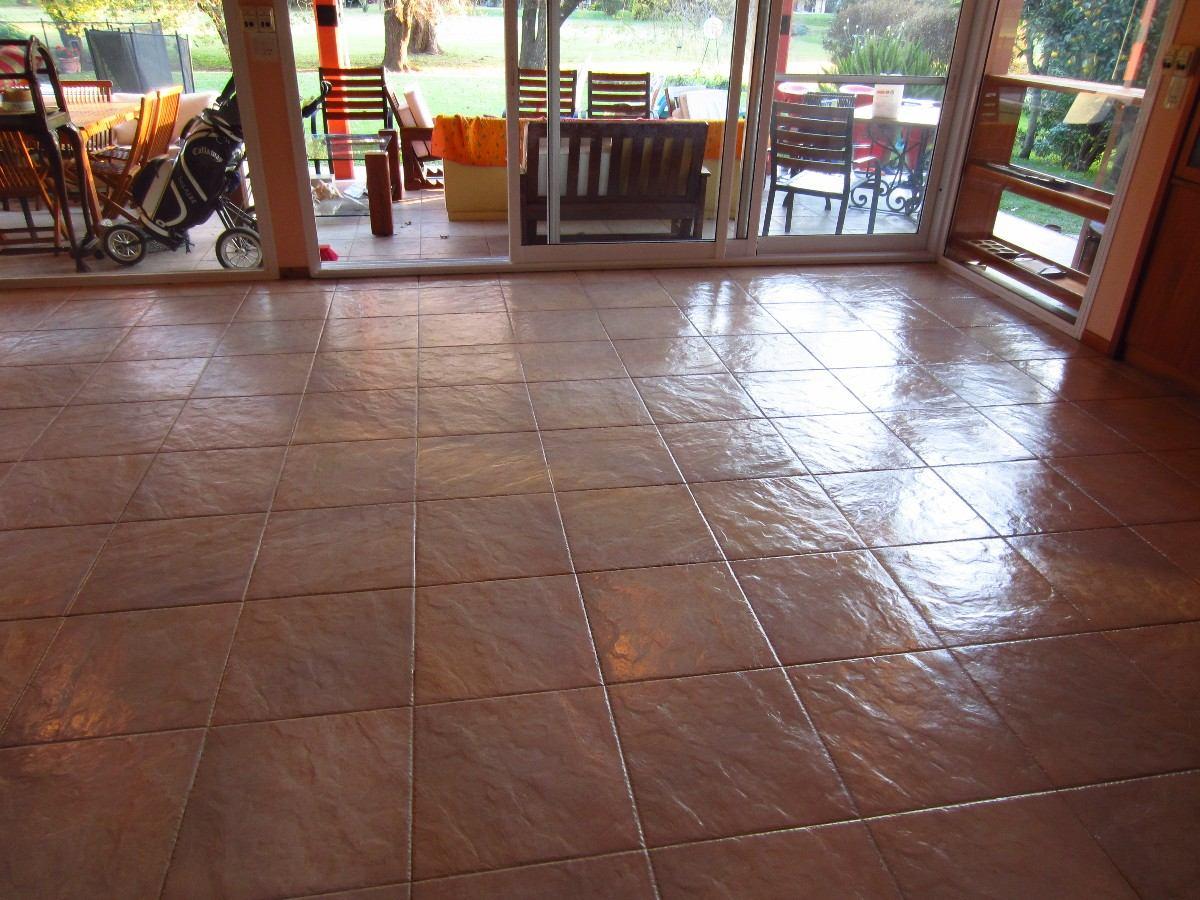 Pulido y limpiezas de ceramicos mosaicos y porcelanatos for Pisos ceramicos para garage