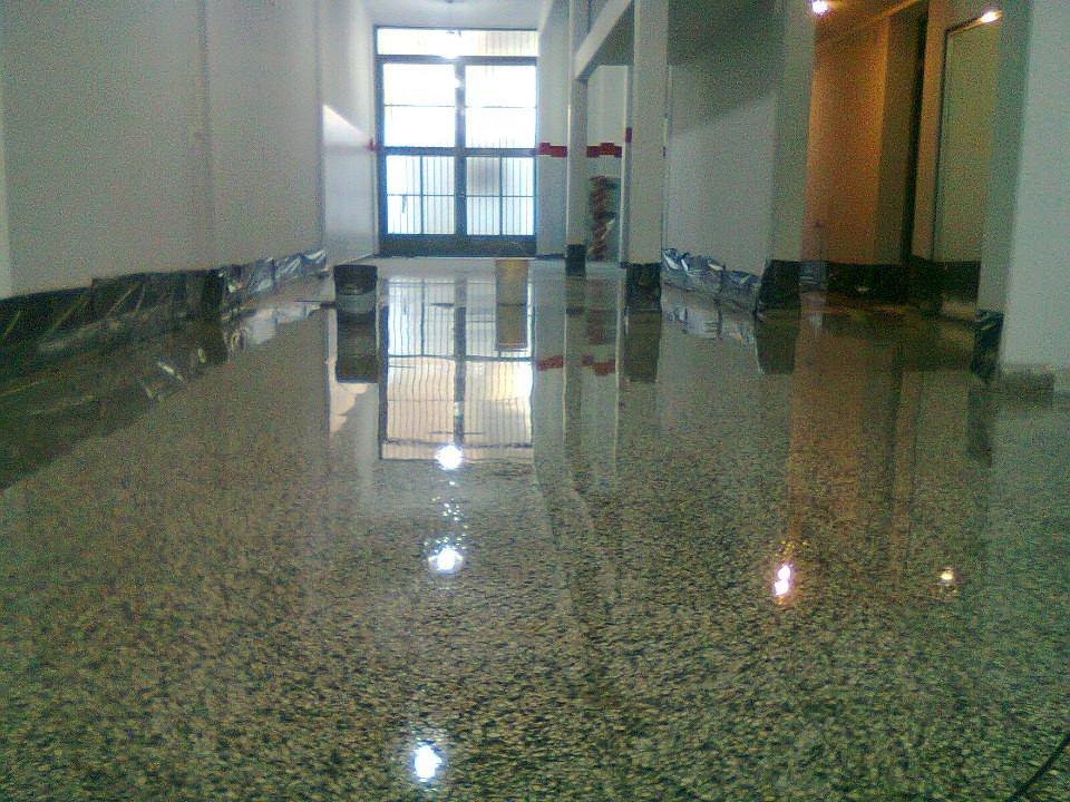 Pulidor lustrador de pisos mosaico m rmol granito for Como limpiar pisos de marmol