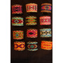 Pulsera Hindu Mostasillas De Colores