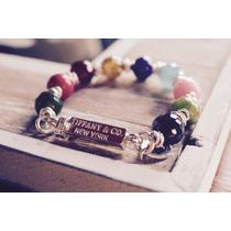 Pulseras Plata 925 Piedras | Cierre Tiffany | Envío Gratis