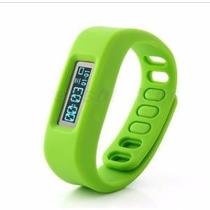 Podometro Reloj Deportivo Salud Para Smartphones Bluetooth