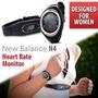 Reloj New Balance N4 Onyx Heart Rate Monitors