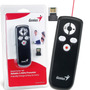 Puntero Presentador Laser Genius Media Pointer 100 2.4 Ghz