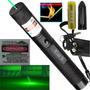 Puntero Laser Verde 500mw - Incluye Pila Y Cargador