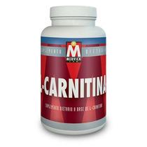 L- Carnitina Mervick Quemador De Grasa 100% Natural X90 Comp