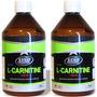 L Carnitina Star Nutrition 1000ml Aminoácido Proteína +dieta
