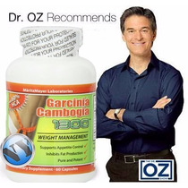 Garcinia Cambogia Dr.oz- Quemador De Grasa Made In Usa