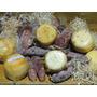 Queso De Campo Artesanal-saborizados Gouda Sintac Ahumados