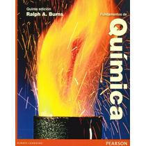 Fundamentos De Química 5ª Ed Burns Pearson