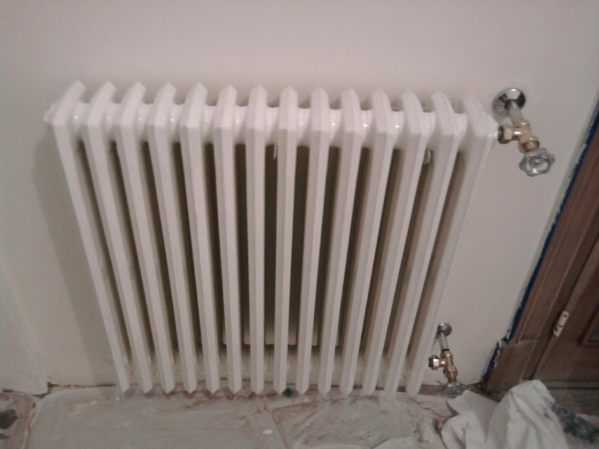 calefaccion radiadores: