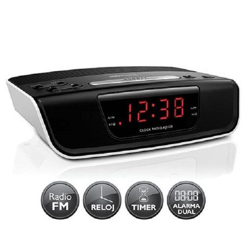 mp3 radio reloj despertador digital: