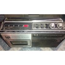 Radio Grabador Sanyo Estereo Tape