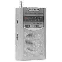 Radio Am Fm Portatil Parlante Auricular Distribuido Zetateam