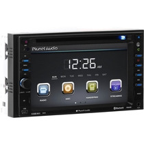 Planet Audio - Reproductor De Dvd Para Auto - Pantalla Lcd T