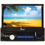 Tview - D76tsb 7 In Dash Single Din Receiver Bluetooth Mp3 C