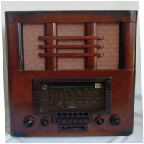 Radio Rca Victor Unica