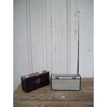Radio Hitachi 8 Transistor Model Wh833h Japan