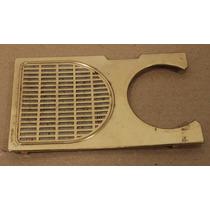 Spica Frente Metálico Para Radios A Transistores, Original