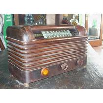 Antigua Radio Valvulas Sterling Funcionando Perfecto (---r)