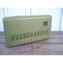 Radio Transistor Portatil Continental Am 199 Pesos