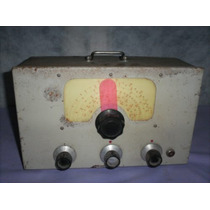Radios Antiguas Calibrador Frecuencias.