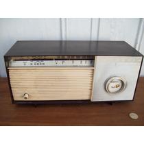 Antigua Radio Franklin Valvular Baquelita