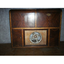 Radio Tocadisco Antiguo Valvular.vendo O Permuto