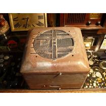 Antigua Radio A Valvulas Philco De Auto Americana Años 30