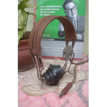 Antiguo Auricular Para Radio Galena Anb-h-1 Usa (5716)