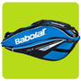 Bolso Raquetero Babolat Pure Drive X3 Raquetas Tenis Local