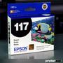 Epson 117 Original T117120 T23 T24 Tx105 Tx115 - Printersup
