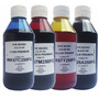 Tinta Premium 250ml X 4u Para Epson L210 L355 Xp211 Xp401